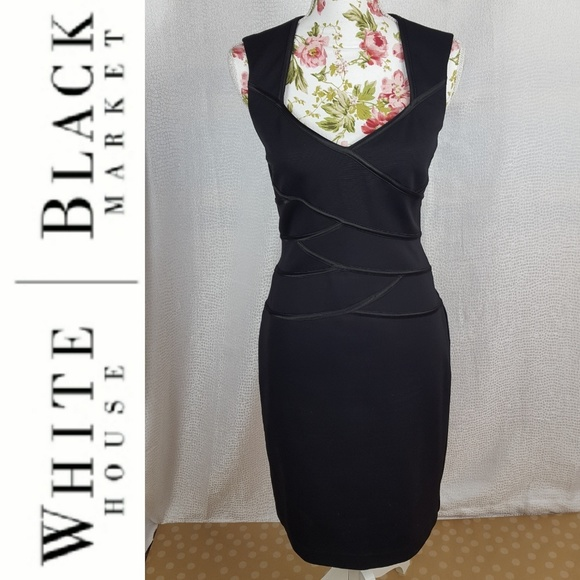Black and White Market Dresses